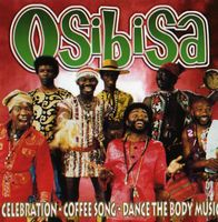 OSIBISA - Sunshine Day CD album cover