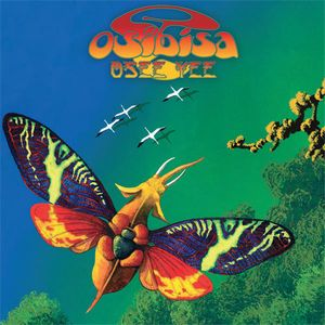 OSIBISA - Osee Yee CD album cover