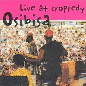 Osibisa - Live At Cropredy CD (album) cover