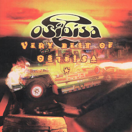 Osibisa - Very Best Of Osibisa (neon) CD (album) cover