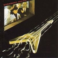 Wishbone Ash - Just Testing CD (album) cover
