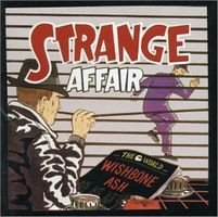Wishbone Ash - Strange Affair CD (album) cover