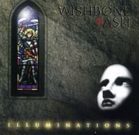 Wishbone Ash - Illuminations CD (album) cover