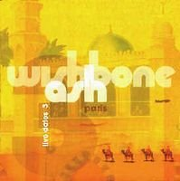 Wishbone Ash - Live Dates 3 CD (album) cover
