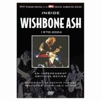 Wishbone Ash - Inside Wishbone Ash 1970-2004 DVD (album) cover