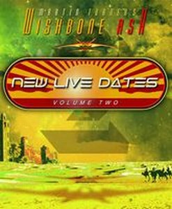 Wishbone Ash - New Live Dates, Volume Two CD (album) cover