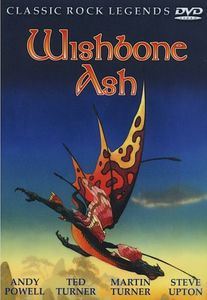 Wishbone Ash - Classic Rock Legends - Wishbone Ash DVD (album) cover
