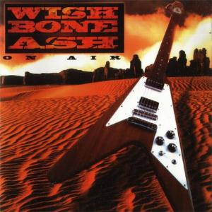 Wishbone Ash - On Air CD (album) cover