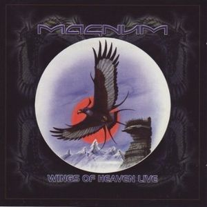 MAGNUM - Wings Of Heaven Live CD album cover