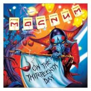 Magnum - On The 13th Day CD (album) cover