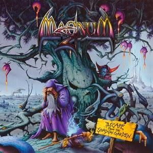 Magnum - Escape From The Shadow Garden CD (album) cover