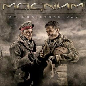 Magnum - On Christmas Day CD (album) cover