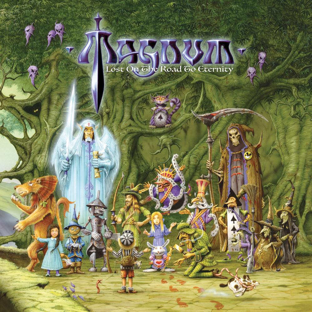 Magnum - Lost On The Road To Eternity CD (album) cover