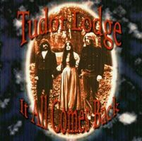TUDOR LODGE - It All Comes Back CD album cover