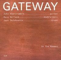 JOHN ABERCROMBIE - Gateway : In The Moment CD album cover