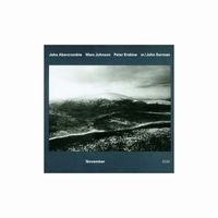 John Abercrombie - November CD (album) cover