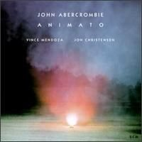 John Abercrombie - Animato CD (album) cover