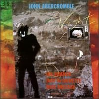 John Abercrombie - Night CD (album) cover