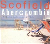 John Abercrombie - Solar (with John Scofield) CD (album) cover