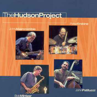 John Abercrombie - The Hudson Project CD (album) cover