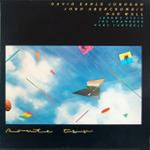 JOHN ABERCROMBIE - Route Two (with David Earle Johnson And Dan Wall ) CD album cover