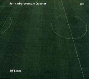 John Abercrombie - 39 Steps CD (album) cover