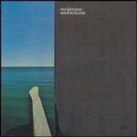 Pat Metheny - Watercolors CD (album) cover