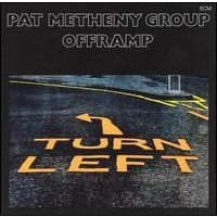 Pat Metheny - Offramp CD (album) cover