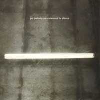 Pat Metheny - Zero Tolerance For Silence CD (album) cover