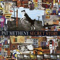 Pat Metheny - Secret Story CD (album) cover