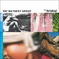 Pat Metheny - Still Live (talking) CD (album) cover