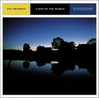 Pat Metheny - A Map Of The World CD (album) cover