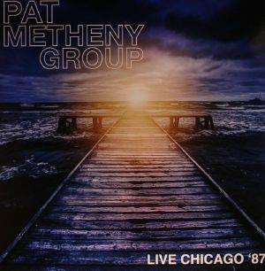 Pat Metheny - Live Chicago '87 CD (album) cover