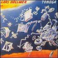Lars Hollmer - Tonöga CD (album) cover