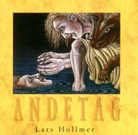 Lars Hollmer - Andetag CD (album) cover