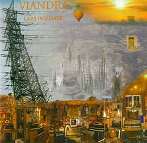 Lars Hollmer - Viandra CD (album) cover