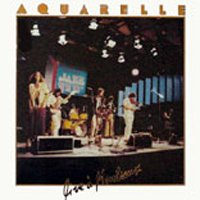 Aquarelle - Live In Montreux CD (album) cover