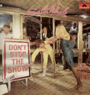 Satin Whale - Don't Stop The Show CD (album) cover