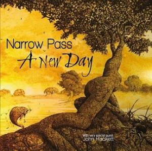 Narrow Pass - A New Day CD (album) cover