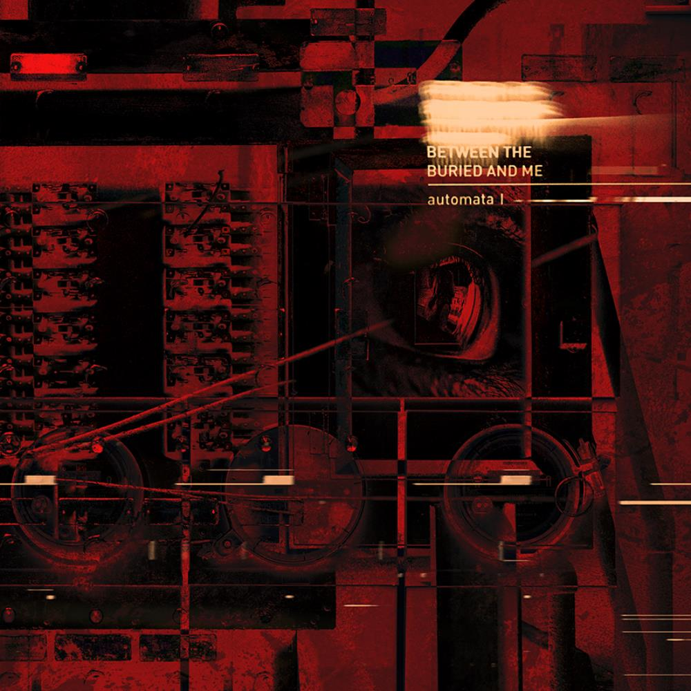 Between The Buried And Me - Automata I CD (album) cover