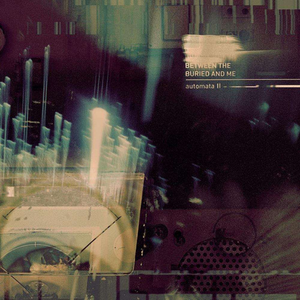 Between The Buried And Me - Automata Ii CD (album) cover
