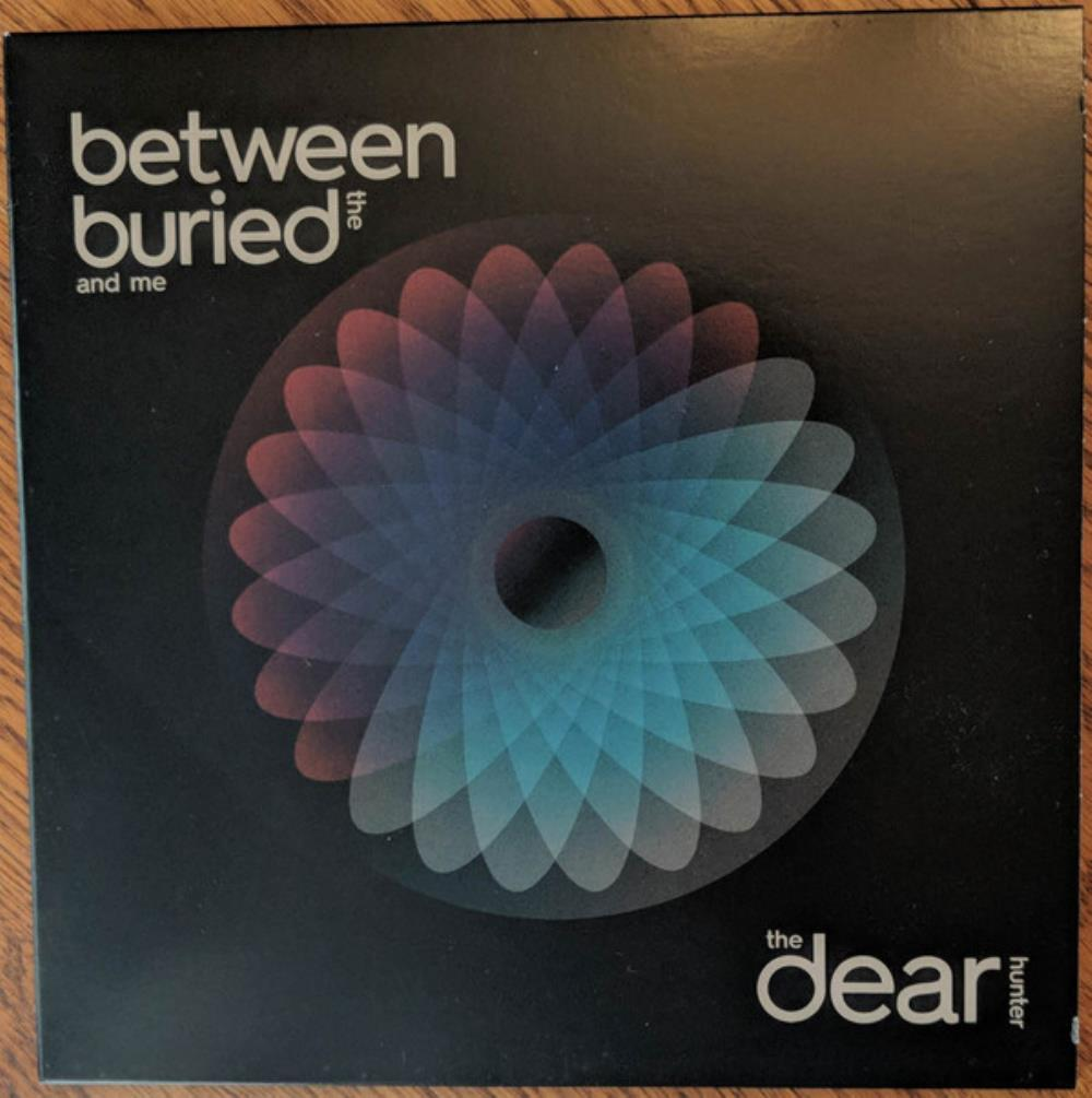 Between The Buried And Me - The Tank / Rapid Calm - Split Single With The Dear Hunter CD (album) cover