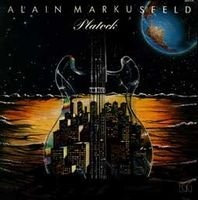 Alain Markusfeld - Platock CD (album) cover