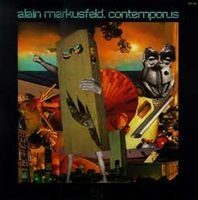 Alain Markusfeld - Contemporus CD (album) cover