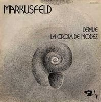 Alain Markusfeld - L'épave CD (album) cover