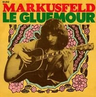 Alain Markusfeld - Le Gluemour CD (album) cover