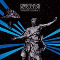 Pure Reason Revolution - The Intention Craft CD (album) cover