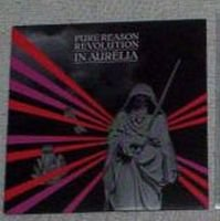 Pure Reason Revolution - In Aurelia CD (album) cover