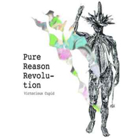 Pure Reason Revolution - Victorious Cupid CD (album) cover
