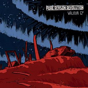 Pure Reason Revolution - Valour Ep CD (album) cover